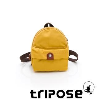 【tripose】MEMENTO系列尼龍輕量防潑水寵物背包(黃色)