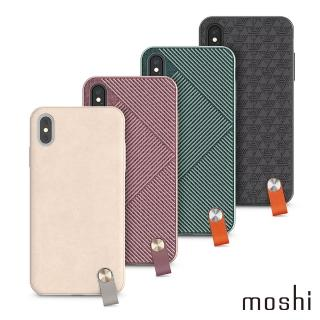 【moshi】Altra for iPhone XS Max 腕帶保護殼