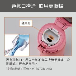 【ZOJIRUSHI 象印】超輕量OneTouch不鏽鋼真空保溫杯480ml(SM-SD48MM)