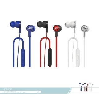 【榮耀honor】原廠AM15 魔聲Monster耳機-全新盒裝 入耳式 3.5mm(各廠牌適用)