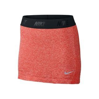 【NIKE 耐吉】GOLF女運動休閒短褲裙(橘紅725781-696)