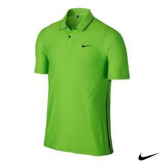 【NIKE 耐吉】GOLF男運動短袖POLO衫(綠726206-313)