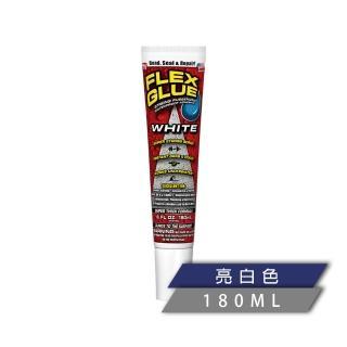 【美國FLEX GLUE】大力固化膠亮白色(手擠式/美國製)