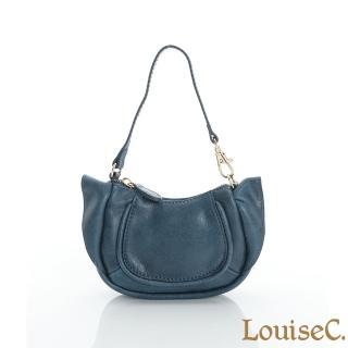 【LouiseC.】法式名伶萬用包 --藍色(34C13-0032A09)