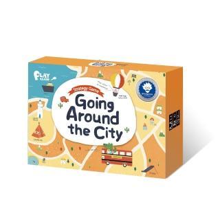 【小康軒PLAY AGAIN桌遊系列】Going around the City(城市小旅行)