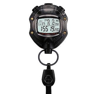 【CASIO 卡西歐】專業計時防水運動碼錶(HS-80TW-1)