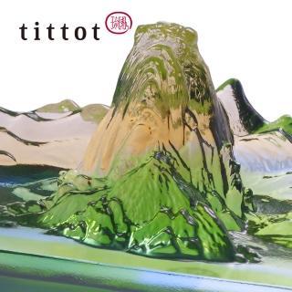 【tittot 琉園】山水載情_擺飾(故宮聯名款)