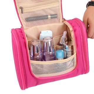 【PUSH!】旅遊用品防水旅遊洗漱包化妝包旅行盥洗收納洗浴包收納袋(S54)