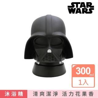 【STAR WARS 星際大戰】DARTH VADER 黑武士 3D公仔 沐浴精(300ml)