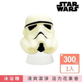 【STAR WARS 星際大戰】Storm Trooper 帝國風暴兵 3D公仔 沐浴精(300ml)