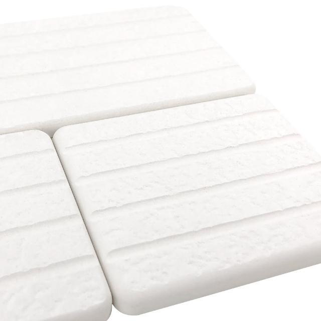 【MBM】MIT超厚切萬用除濕珪藻土巧拼板(1盒3入)/