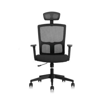 【BN-Home】台灣製BACKBONE-DEER-網布辦公椅(辦公椅/椅子)