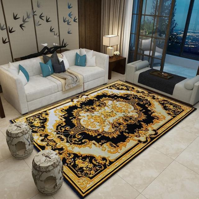 【山德力】古典羊毛地毯-宮廷