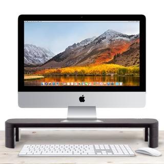 【aka】60公分螢幕鍵盤收納架-黑色(增高架/筆電架/螢幕座/筆電座/)