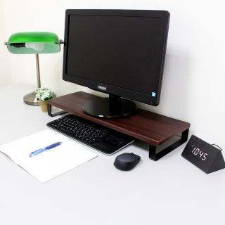 電腦螢幕架 鍵盤收納 桌上增高置物架