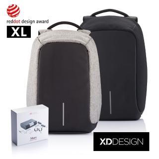 【XDDESIGN】BOBBY XL終極安全防盜後背包 + Mars 專業多功能手工具組(桃品國際公司貨)