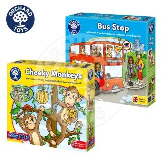 【Orchard Toys】幼兒桌遊-數學遊戲組(基礎數、量及算數桌遊)