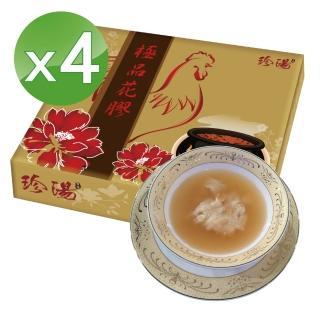 【即期良品】珍湯御品花膠熬雞湯500g(4盒)