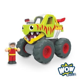 【WOW TOYS】怪獸卡車 馬克