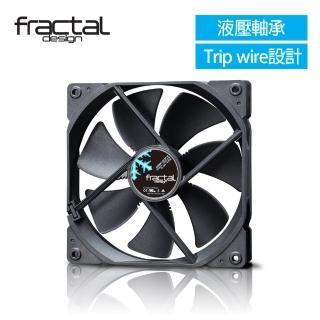 【Fractal Design】Dynamic X2  GP-14 黑 機殼系統靜音風扇