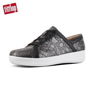 ~FitFlop~F~SPORTY II PYTHON~PRINT LEATHER LAC