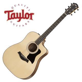 【Taylor】110CE 電民謠木吉他(原廠公司貨 商品保固有保障)