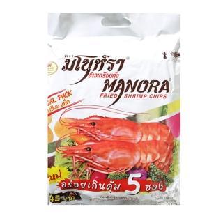 【泰國瑪努拉】特大包蝦片(175G)