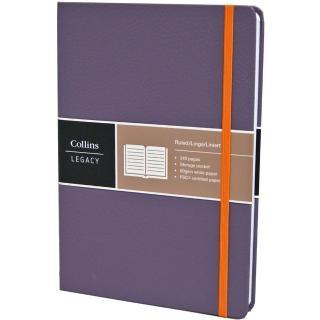 【Collins】Legacy系列-A5深紫 CL53BN-02(橫線內頁)