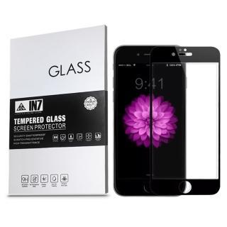 【IN7】APPLE iPhone 6/6s 4.7吋 高透光 2.5D滿版鋼化玻璃保護貼(疏油疏水 鋼化膜)
