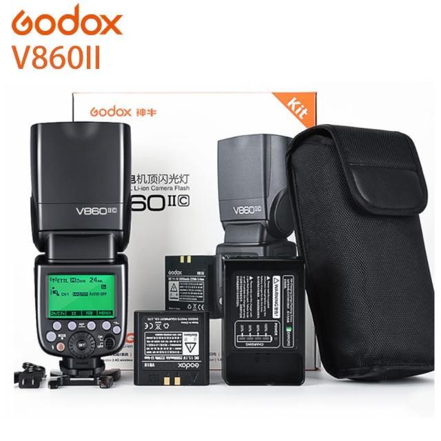 【GODOX神牛】V860