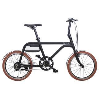 【TSINOVA】TS01 ONE 20吋 智慧型電動輔助自行車(智慧型電動輔助小徑車/智慧動能自行車/鋰電池電輔車)