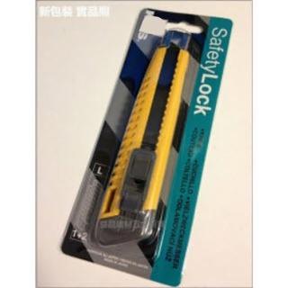 【日本 KDS】大型美工刀 L-11 L-11B 超銳黑角刃 L型大替刃 贈超黑刃3枚 安全固定卡榫設計