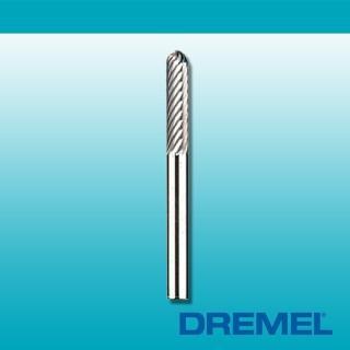 【DREMEL 精美】3.2mm 圓頭直型碳化鎢滾磨刀(9903)