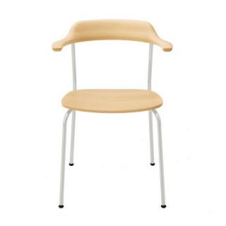 【北歐櫥窗】Maruni Hiroshima 廣島扶手椅 Light(櫸木)