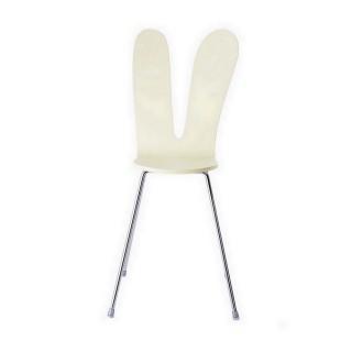 【北歐櫥窗】Maruni SANAA 兔子椅(雪白兔)