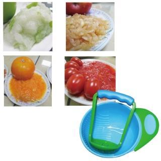 【感恩使者】食物研磨碗 ZHCN1701(磨食物水果 銀髮族咀嚼不易適用 幼兒副食品研磨)