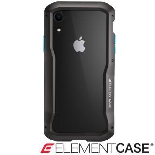 【美國 Element Case】iPhone XR VAPOR-S(高階金屬防摔殼 - 黑)