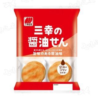 【三幸製果】新瀉醬油仙貝