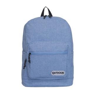 【OUTDOOR】極簡生活3.0-14吋後背包-藍色(OD181131BL)