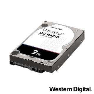 【Western Digital】Ultrastar DC HA210 2TB 3.5吋企業級硬碟(HUS722T2TALA604)