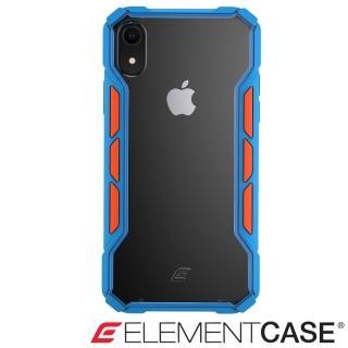 【美國 Element Case】iPhone XR Rally(專用拉力競賽防摔殼 - 藍/橘)