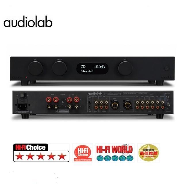 【英國 Audiolab】8300A 綜合擴大機(兼容前、後級模式)