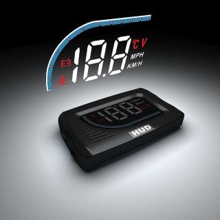 行車安全專家 TSA A101 HUD抬頭顯示器(白光 OBD2 2008年後可用)(性能穩定 畫面清晰不雜亂)