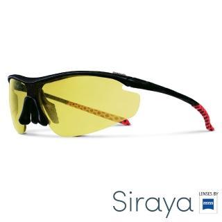【Siraya】『專業運動』運動太陽眼鏡 黃色鏡片 德國蔡司 ZETA