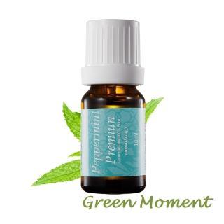 【Green Moment 自然奇機】單方純精油- 頂級歐薄荷純精油 10ml