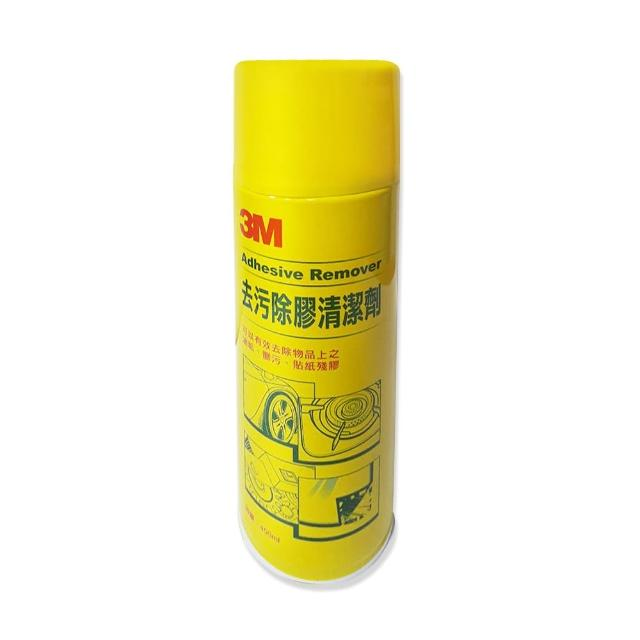 【3M】去污除膠清潔劑/450ml/