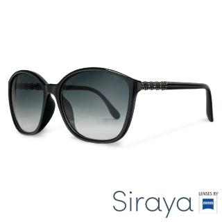 【Siraya】『百搭高雅』太陽眼鏡 膠框 德國蔡司 LEMEL鏡框