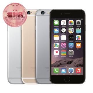 【Apple 蘋果】福利品 iPhone 6 64GB 4.7吋智慧手機