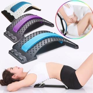 114男女適用腰椎按摩器(腰部磁石護理)