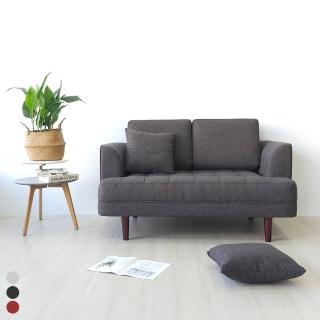 【BN-Home】Vincent文森特雙人布沙發無腳(沙發/沙發床/布沙發)